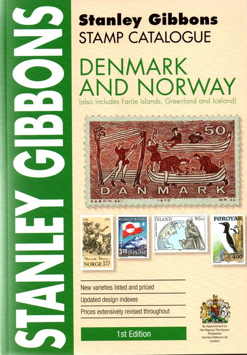 SG Denmark and Norway 1st Edition