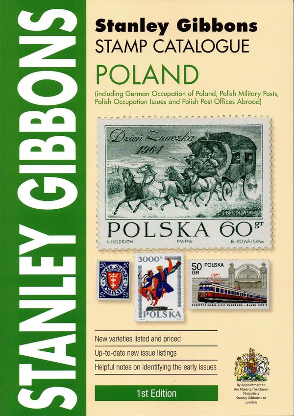 SG Poland Catalogue 1st Edition