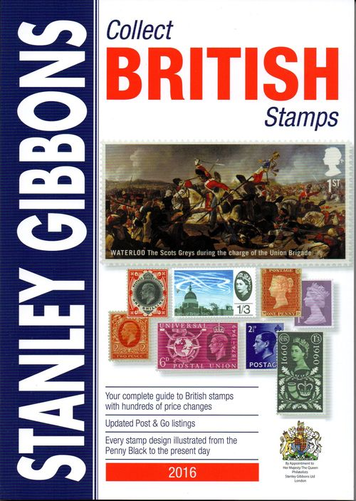 SG Collect British Stamps 2016