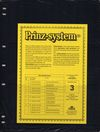 Prinz System Single Sided 3 Strip