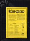 Prinz System Single Sided 5 Strip