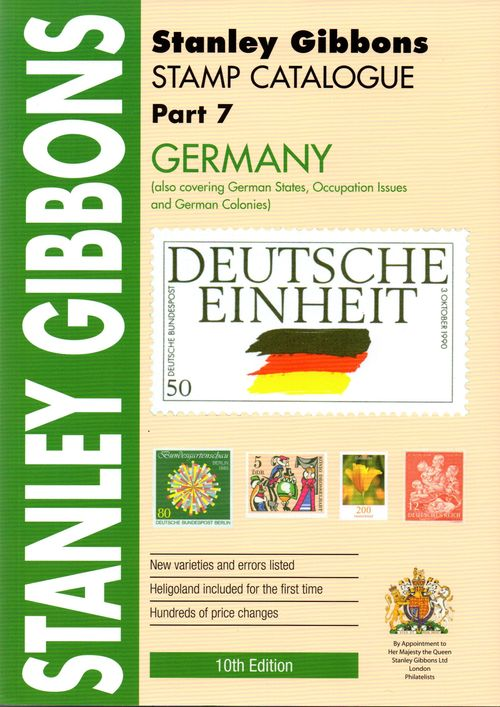 SG Germany Pt. 7 Catalogue 10th Edition