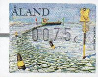 2011 Machine Label €0.75