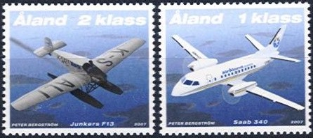 2007 Mail Planes