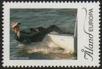 2010 Personalised Stamps - Sailing