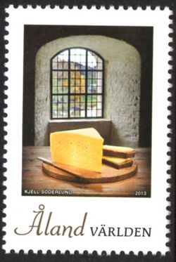 2013 Personalised Stamps - Cheese