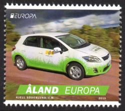 2013 Europa/ Postal Vehicles