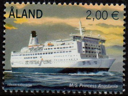 2013 Ferries - Princess Anastasia