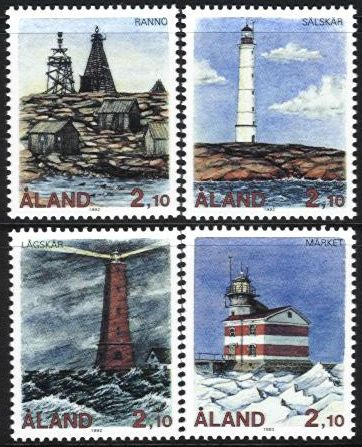 1992 Lighthouses