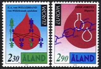 1994 Europa/ Medical Discoveries