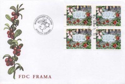 2004 Machine Labels FDC