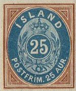 1896-1900 Numeral