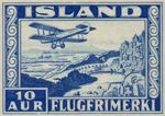 1934 Aircraft on Airmail Stamps