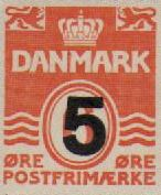 1955/6 Surcharged Stamps
