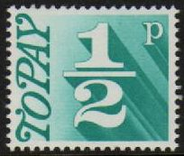 1970 - 75 Postage Dues
