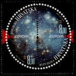 Europa Stamps 2009