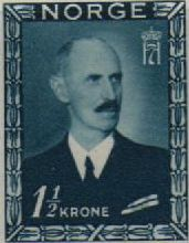 1946 King Haakon VII High Values