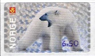 2006/7 Polar Bear Design