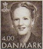 Queen Margrethe 1990 - 1996