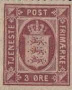 1875 to 1902 Official Stamps