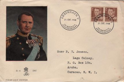 Denmark Covers & Cards