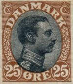Denmark Definitive Stamps