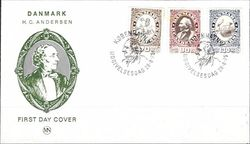 Danish First Day Covers to 1989