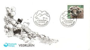 Faroes First Day Covers