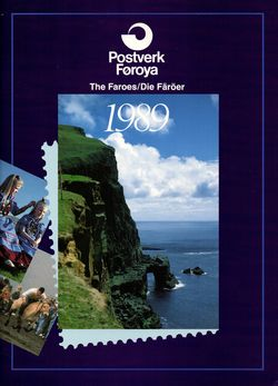 Faroes Year Books