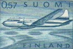 1963 to 1972 Air Mail Stamps
