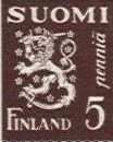1930 to 1952 Lion Arms Design
