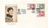 1978/9 Queen Margrethe Type II