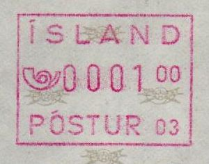 Iceland Machine Labels