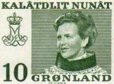 1973-89 Queen Margrethe