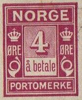 1921 - 23 Postage Due Stamps