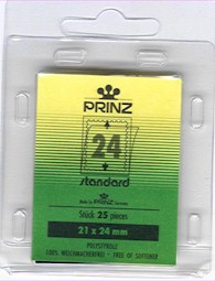 'Prinz' Standard Mounts (Black)