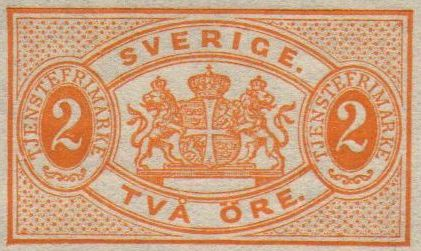 Sweden Official & Postage Dues