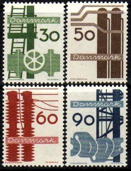 1968 Danish Industries