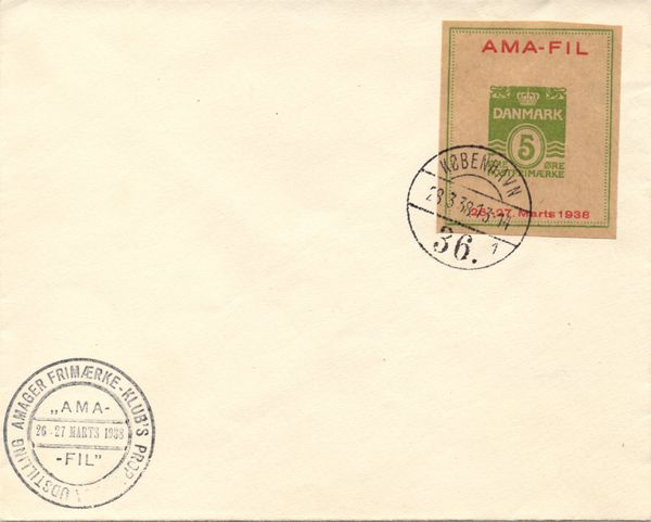 1938 Amager Philatelic Club