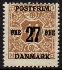 1918 27ø on 41ø Brown