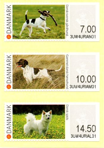 2015 Machine Labels (Dogs)