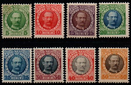 1907 - 08 Frederik Set (M/M) - Click Image to Close