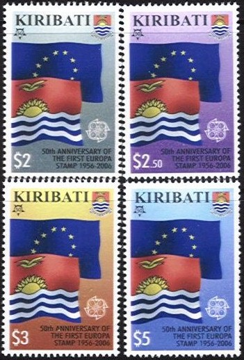 2006 50 Years of Europa Stamps