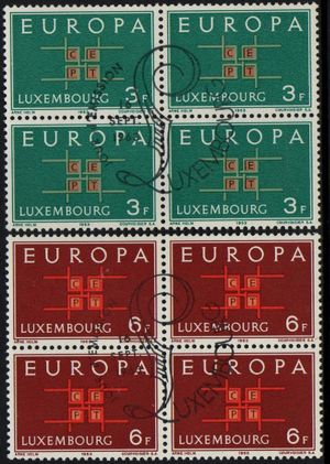 1963 Luxembourg