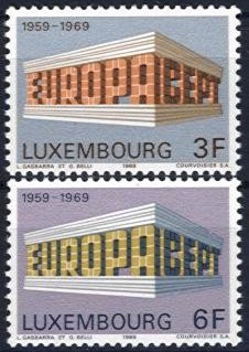 1969 Luxembourg