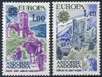 1977 Andorra (French)