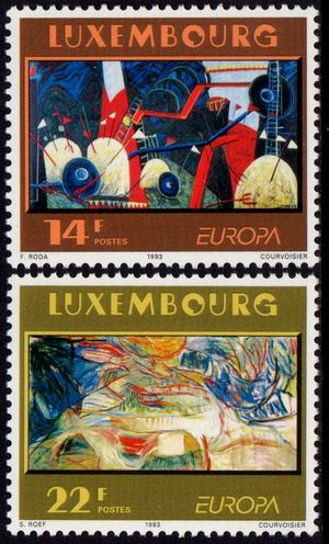 1993 Luxembourg