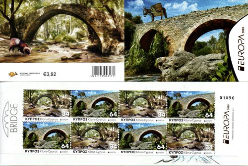 2018 Cyprus (Booklet)