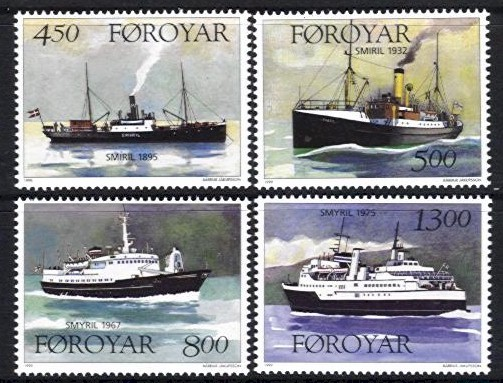 1999 Passenger Ferries