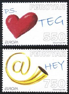 2008 Europa/ Letter Writing
